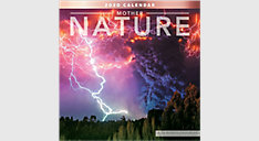 Mother Nature 12x12 Monthly Wall Calendar (Item # LME209)