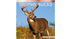 Trophy Bucks 12x12 Monthly Wall Calendar (Item # LME215)