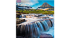 National Parks Wall Calendar (Item # LME308)