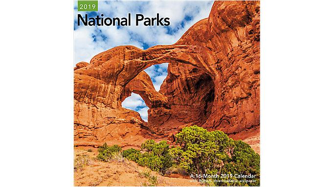Mead National Parks Wall Calendar  (LME308)