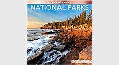 National Parks 12x12 Monthly Wall Calendar (Item # LME308)