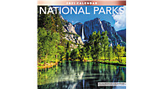 National Parks 12x12 Monthly Wall Calendar (Item # LME308)