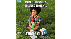 Baby Memes Wall Calendar (Item # LME311)