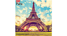 Paris Wall Calendar (Item # LME313)