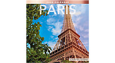 Paris 12x12 Monthly Wall Calendar (Item # LME313)