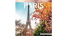 Paris 12x12 Monthly Wall Calendar (Item # LME313)