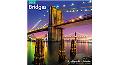 Bridges Wall Calendar (Item # LME317)