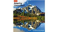 America Untouched Wall Calendar (Item # LME328)