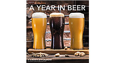 A Year in Beer Calendar (Item # LME338)
