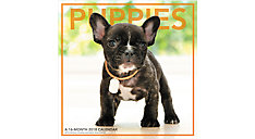 Puppies Wall Calendar (Item # LML705)