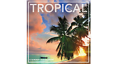 Tropical Getaway Wall Calendar (Item # LML716)