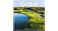 Golf Wall Calendar (Item # LML718)