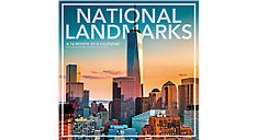 National Landmarks Wall Calendar (Item # LML721)
