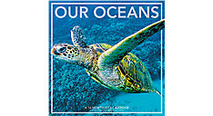 Our Oceans Wall Calendar (Item # LML722)