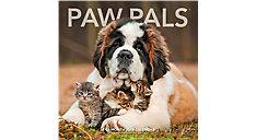 Paw Pals Wall Calendar (Item # LML724)