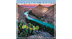 National Parks Wall Calendar (Item # LML744)