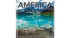 America Untouched Wall Calendar (Item # LML749)