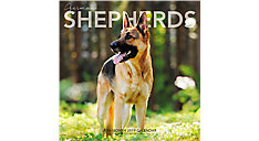 German Shepherds Wall Calendar (Item # LML756)