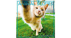 Animal Selfies Wall Calendar (Item # LML757)