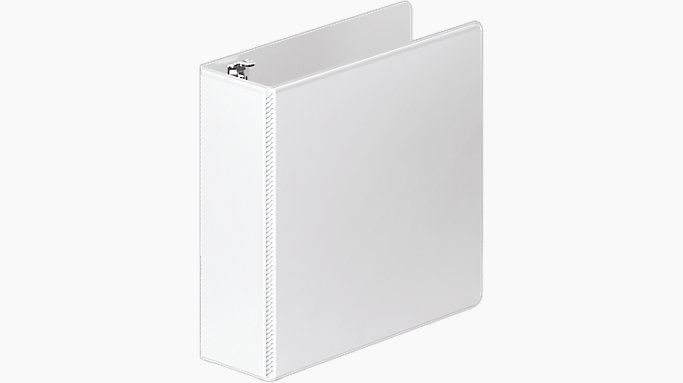 heavy duty 3 inch d ring view binder m866 49 mead