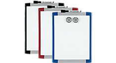Magnetic Dry Erase Board with Frame 8.5x11 (Item # MHOW8511)