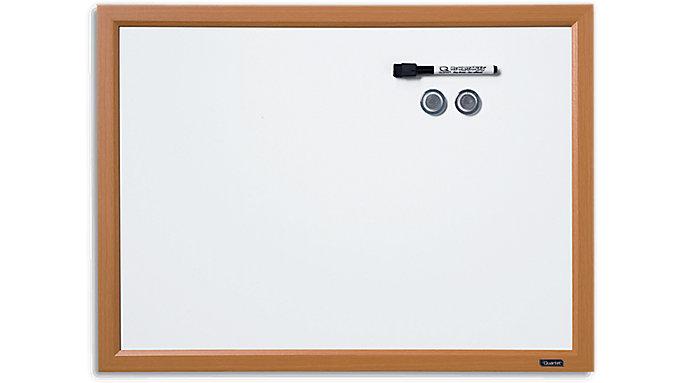 Quartet Magnetic Dry Erase Board w- Frame 23x17  (MWDW1723M)