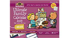 MotherWord Ultimate Calendar Deluxe Edition (Item # MWFC01)