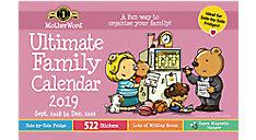 Moms Ultimate Magnetic Family Fridge Calendar (Item # MWMK01)