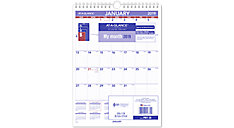 Monthly Wall Calendar (Item # PM1)