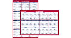 Paper Vertical-Horizontal Wall Calendar (Item # PM212)