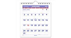 Mini Monthly Wall Calendar (Item # PM5)