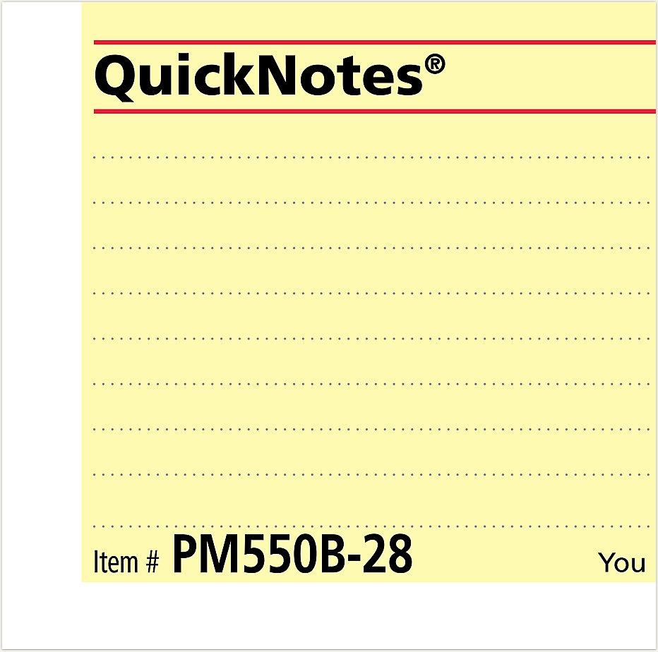 QuickNotes Compact Erasable Wall Calendar | PM550B | AT-A-GLANCE