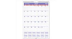 Academic Monthly Wall Calendar (Item # PMA2)