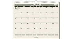 Recycled Monthly Wall Calendar (Item # PMG77)