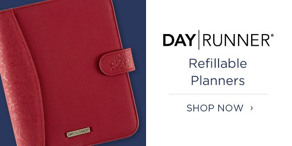 It's just an image of Day Runner Binder throughout wallet
