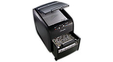 Stack-and-Shred 80X Auto Feed Shredder Refurbished (Item # R1757574)