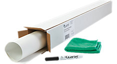 Anywhere Repositionable Dry-Erase Surface 4x3 (Item # R85543)