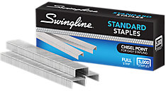 Standard Staples 5000 Per Box 10 Box Pack (Item # S7035111)