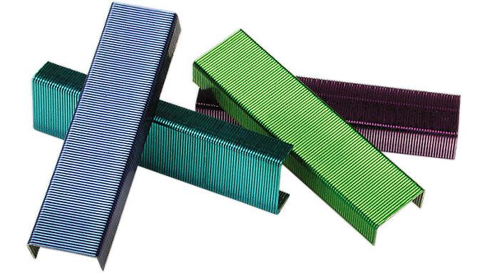 Swingline Color Bright Staples-2000 Per Box  (S7035121P)