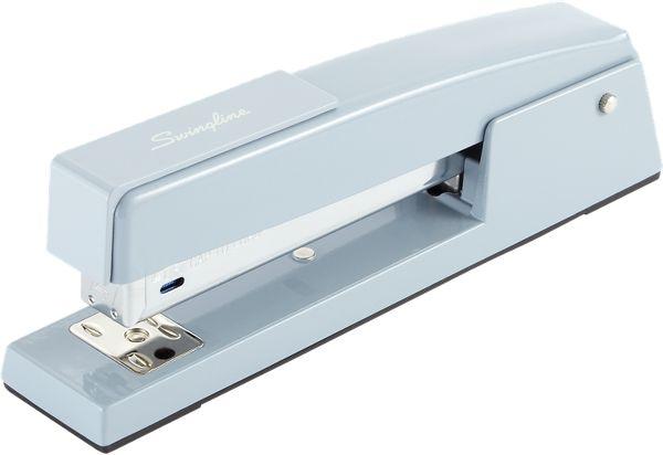 Swingline 747 Classic Stapler Sky Blue - Desktop Staplers