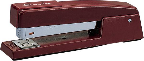 Swingline 747 Classic Stapler Burgundy - Desktop Staplers