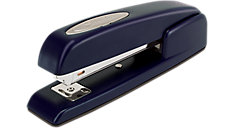 747 Business Stapler Royal Blue (Item # S7074729)
