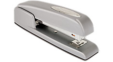 747 Business Stapler Silver (Item # S7074734)