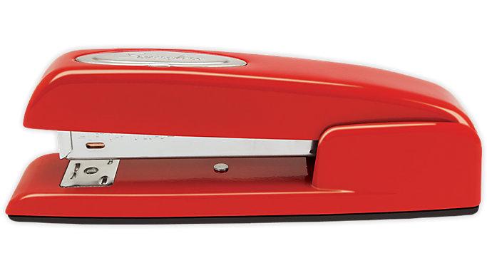 747 business stapler red s7074736e swingline