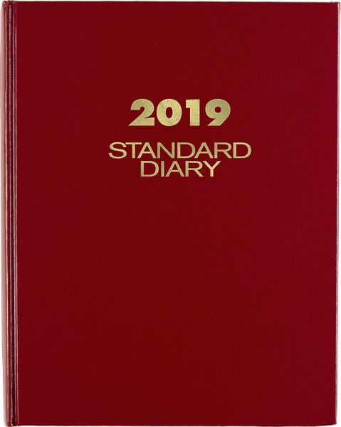 At-A-Glance Standard Diary Daily Diary -