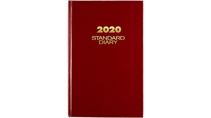 AT-A-GLANCE Standard Diary Daily Diary  (SD376)