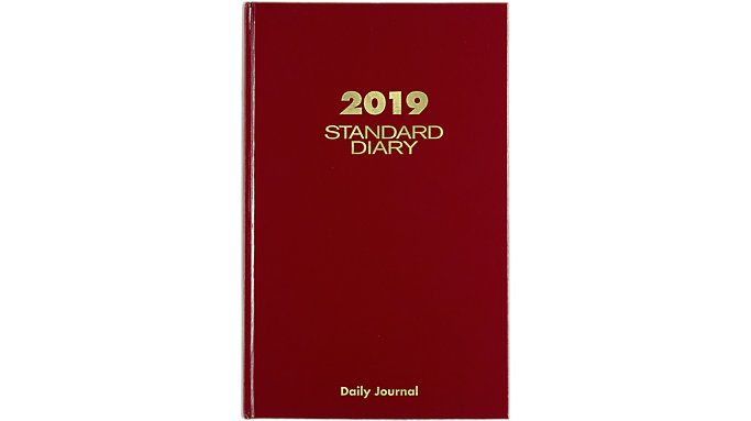 AT-A-GLANCE Standard Diary Daily Diary  (SD377)