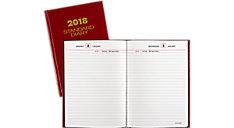 Standard Diary Daily Diary (Item # SD387)
