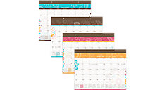 Suzani Monthly Desk Pad (Item # SK17-704)