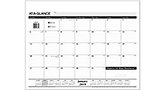 Monthly Desk Pad Refill for SK22 (Item # SK2250)